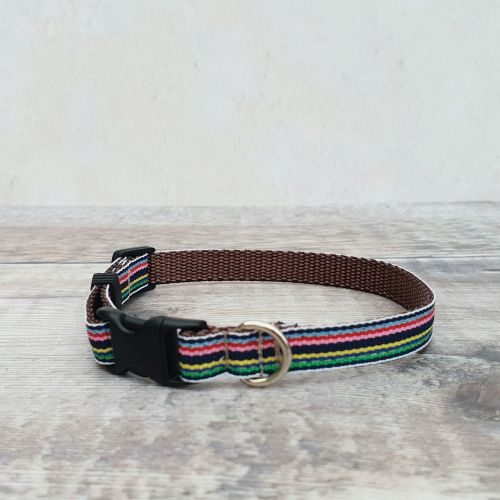 Cat Safety Collar Sport Stripe
