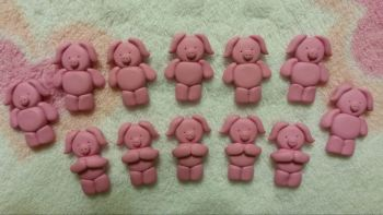 Pack of 12 assorted Pigs