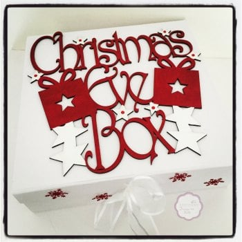 White Christmas Eve Box