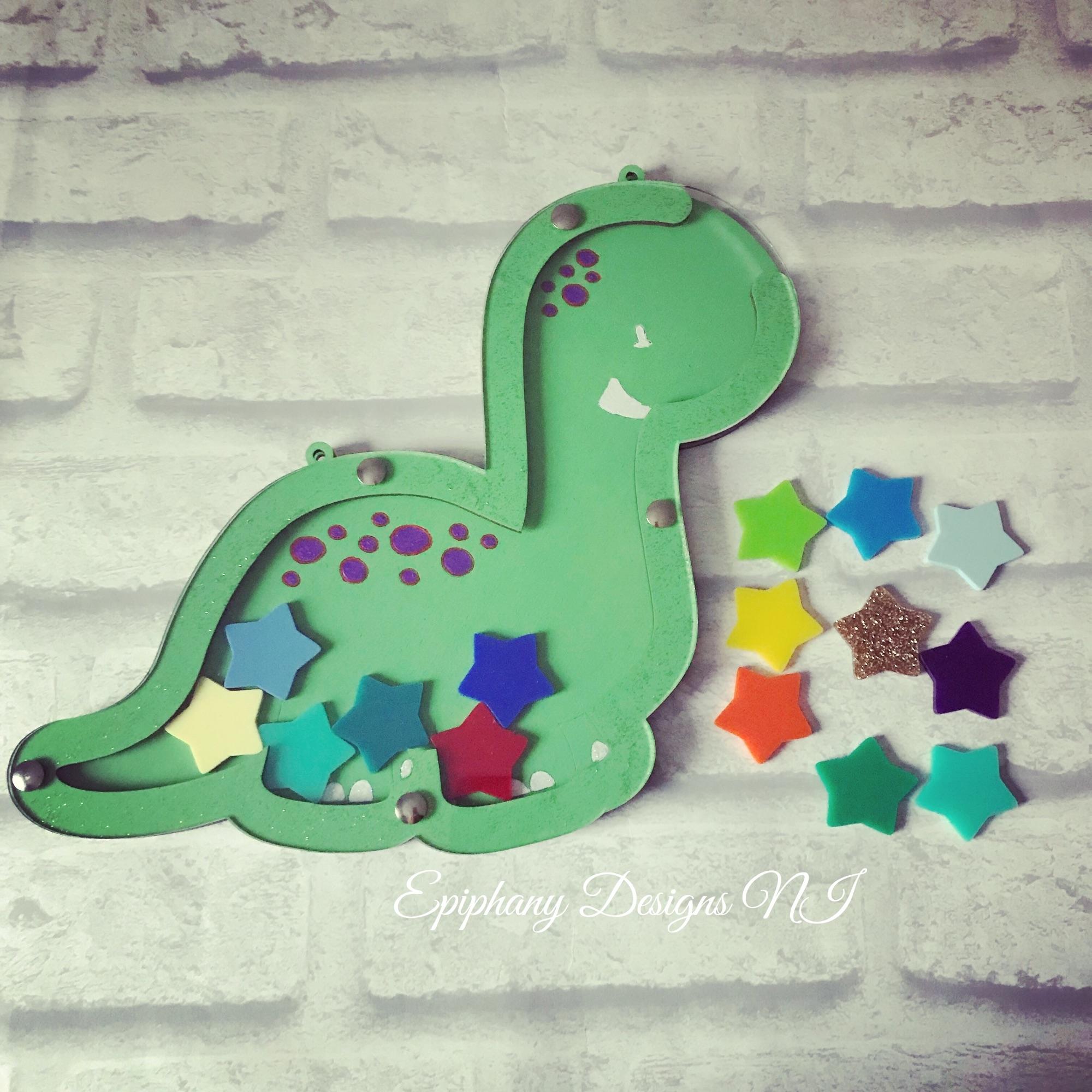 Dinosaur Reward drop chart