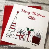 Scratch Card - Christmas Surprise - present