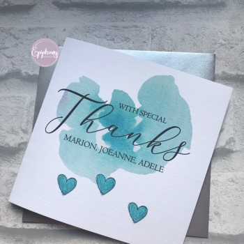 Chic Boutique - Thank You Card