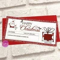 Christmas Scratch Surprise Voucher - present