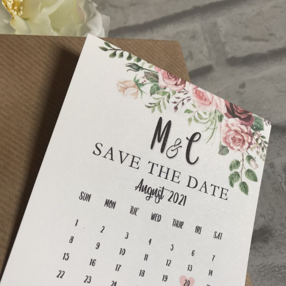 Save the Date / Change of Date
