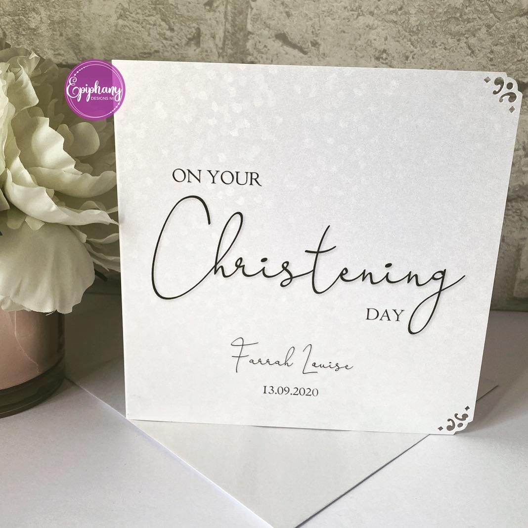 Chic Boutique Range Christening / Baptism