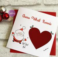 Scratch Card - Christmas Surprise Santa