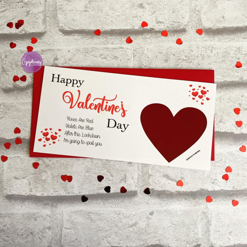 Valentine's Day Surprise Voucher