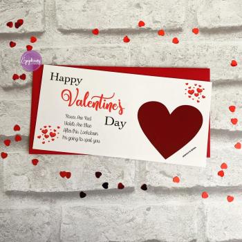 Valentine's Day Surprise Voucher