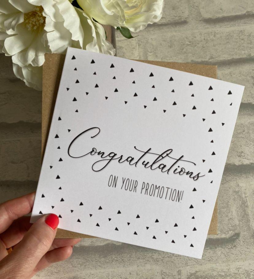 Congratulations - New Job, Promotion