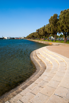 mandurah waterfront