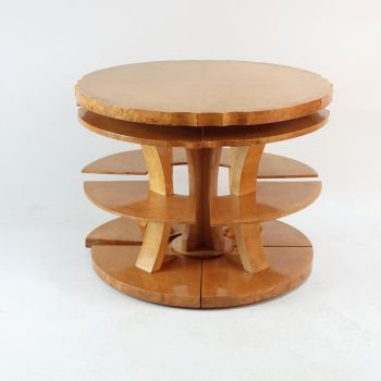 Art Deco Nest of Tables by Harry & Lou Epstein.