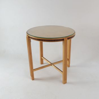 Art Deco Side Table by Rowley Gallery of London. circa 1930