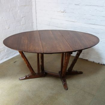Arts & Crafts Cotswold Table by Arthur Romney Green