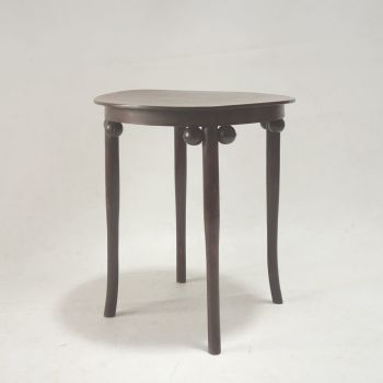 Thonet Secessionist side Table Attributed to Joseph Hoffman