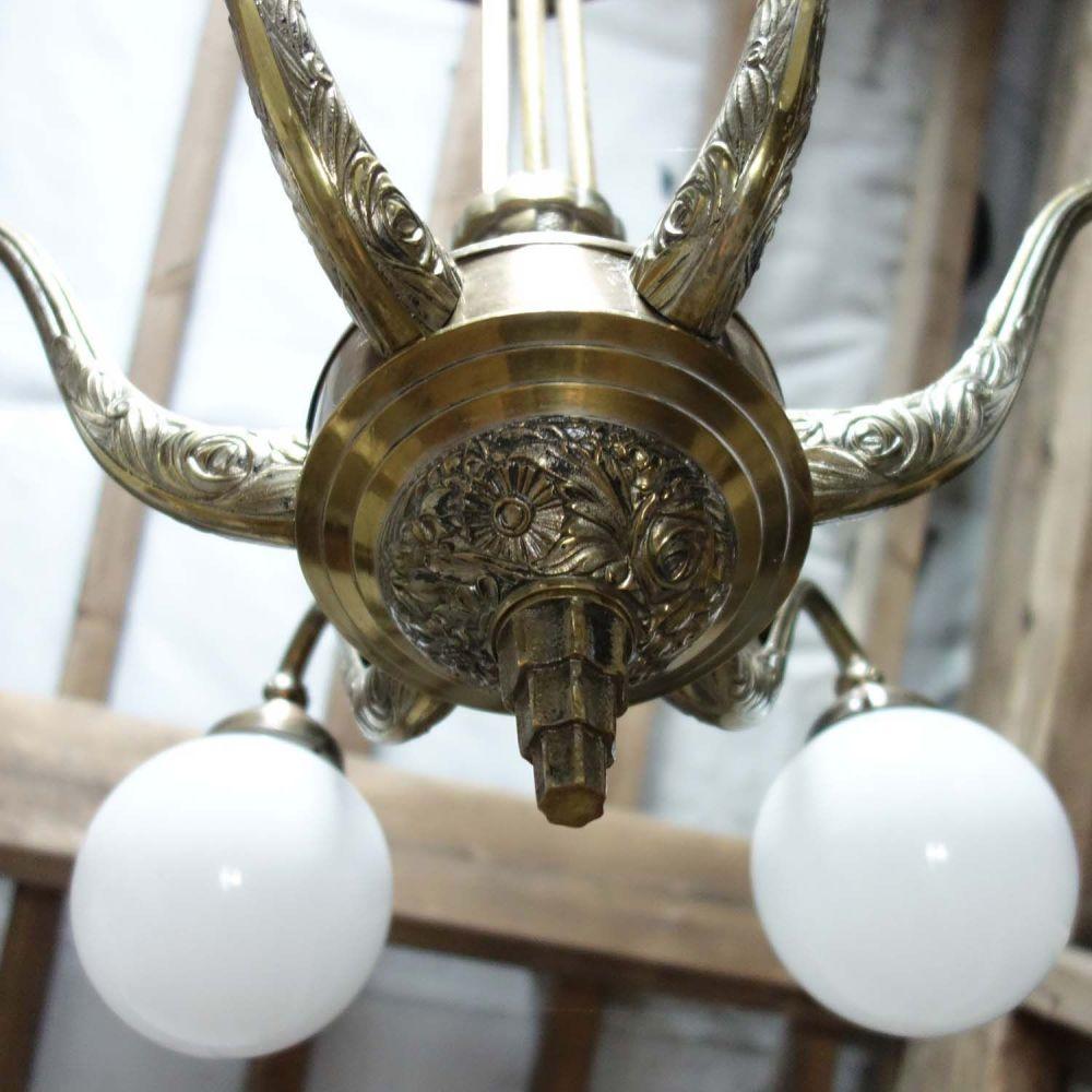 Art-deco-chandelier-globe-shade-3