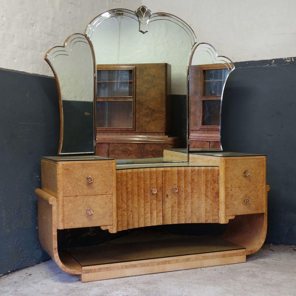 Art Deco Epstein dressing table.