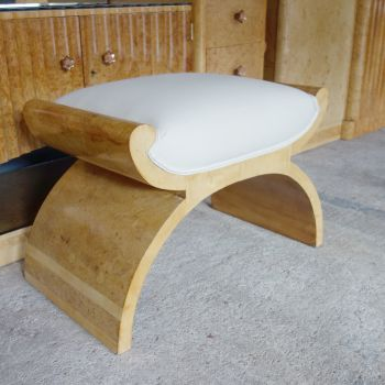 Art Deco Epstein Stool