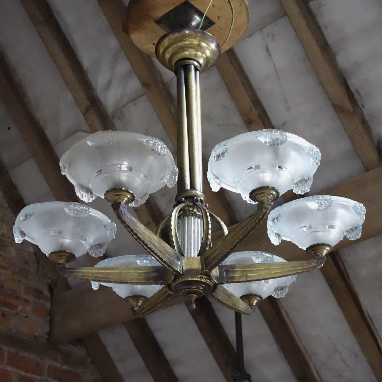 Art-Deco-petitot-Chandelier-a
