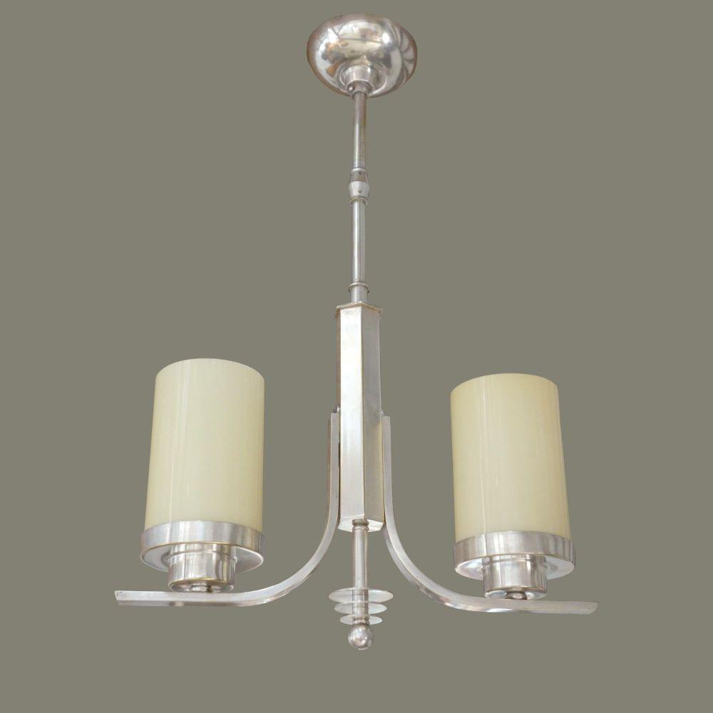 Art Deco Modernist Ceiling Light Circa 1930