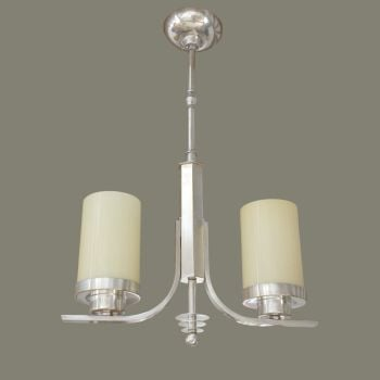 Art Deco Modernist Ceiling Light Circa 1930