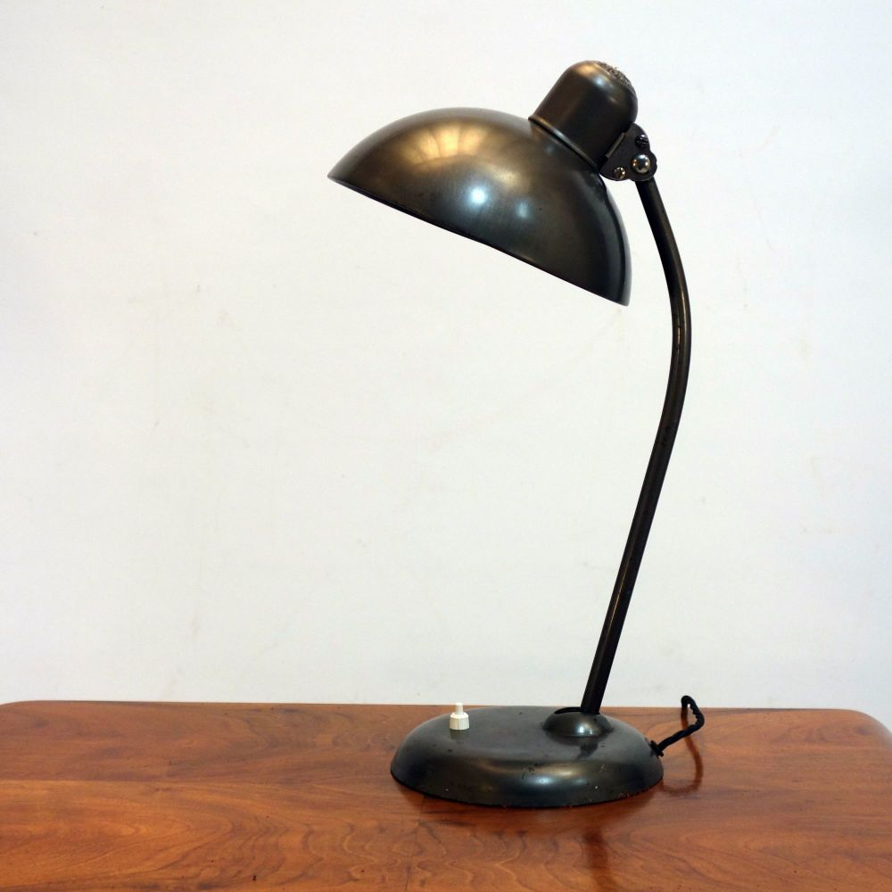 Art Deco Bauhaus Desk lamp circa 1930.