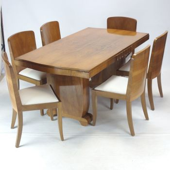 Art Deco Dining suite H&L Epstein  Sold