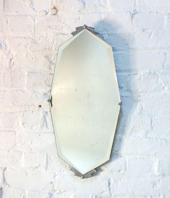Art-Deco-Chrome-mirror