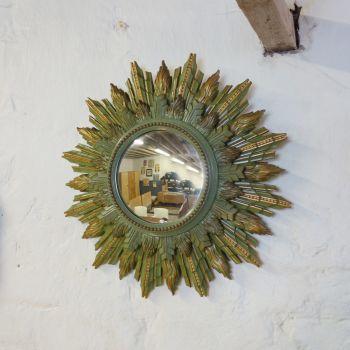 Art Deco Sunburst wall Mirror 1930's   SOLD