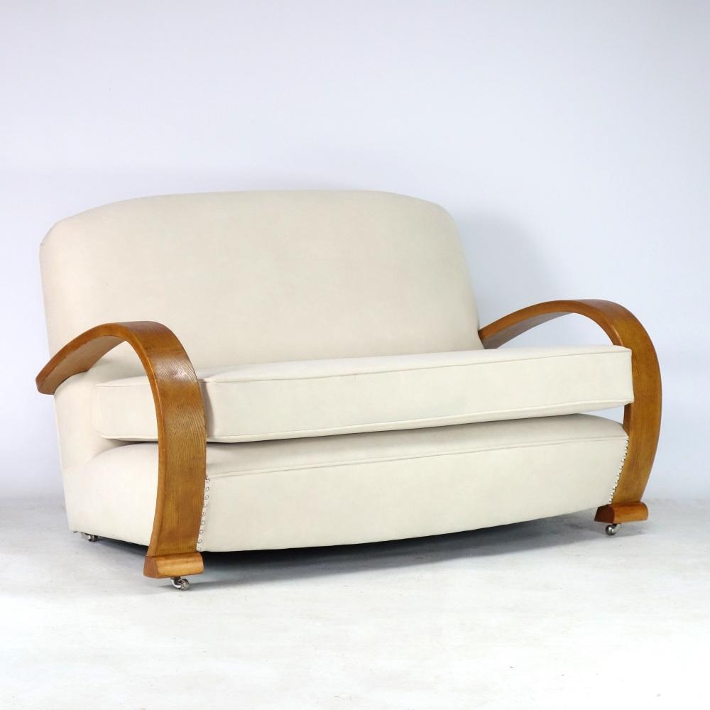 Art Deco Sofa 1930's
