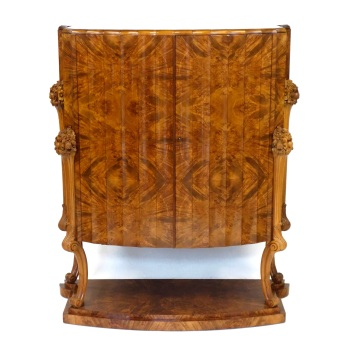 Art Deco Cocktail Cabinet by H and L Epstein. SOLD .