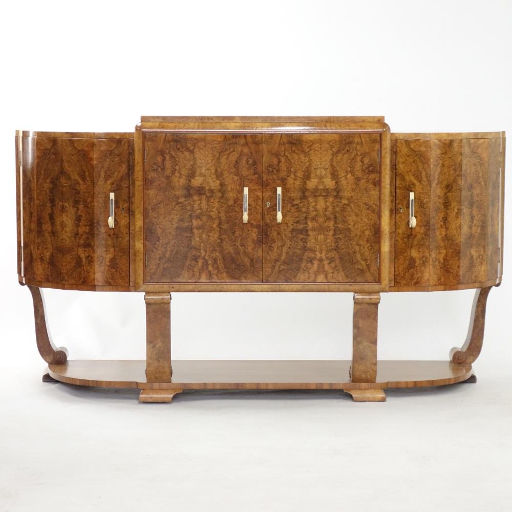 Hille-Art-Deco-Sideboard