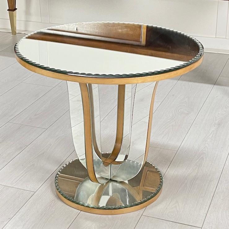 Art-deco-U-base-mirror-table-8