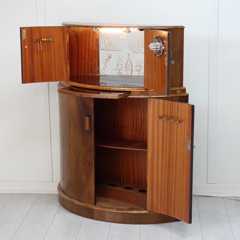 Art-Deco-demi-lune-cocktail-Cabinet-8