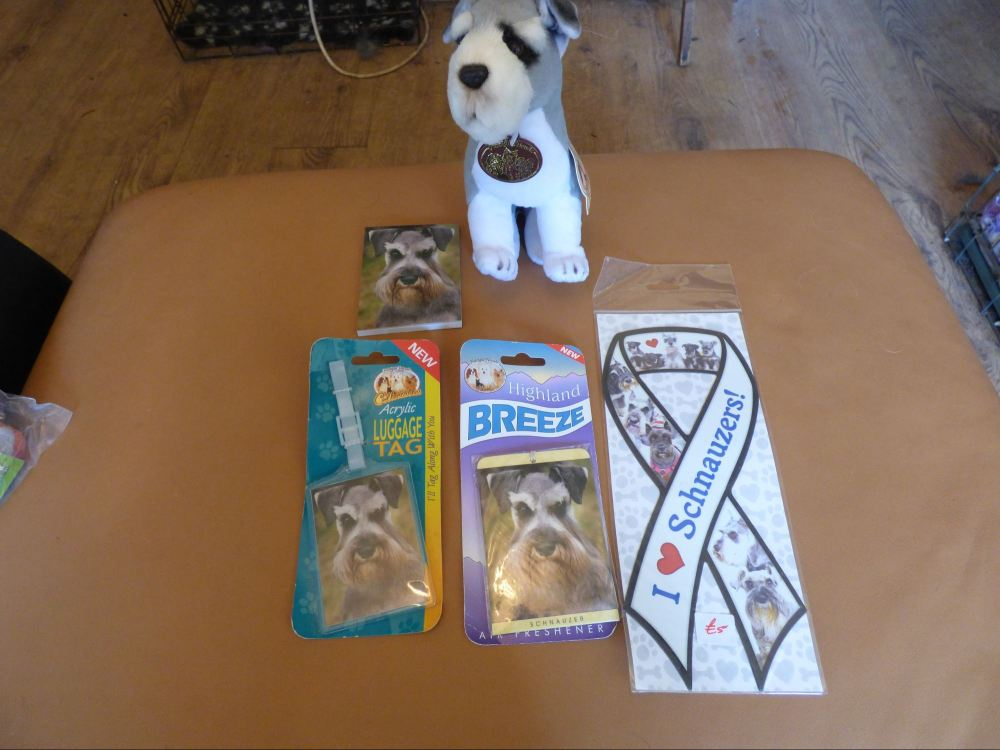 Schnauzer Lovers Bundle