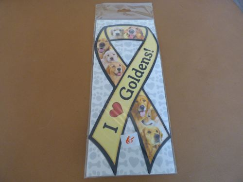 Cavalier King Charles Spaniel - Magnetic Carboot Ribbon
