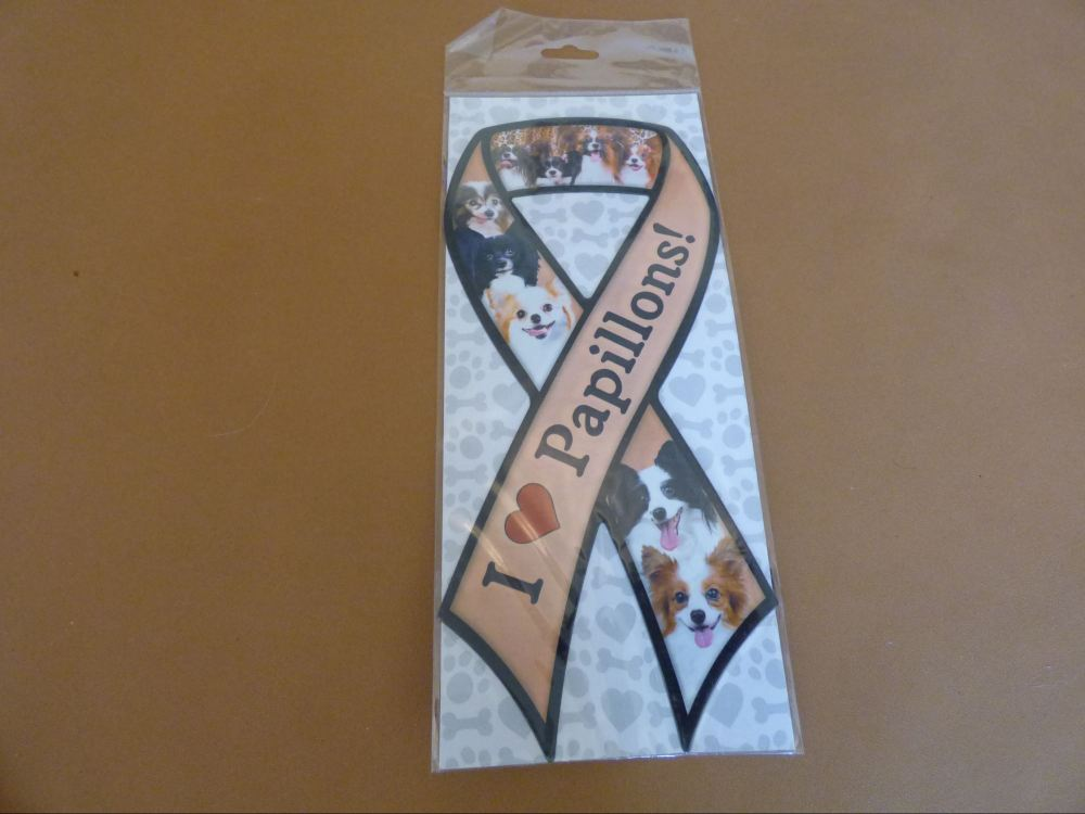 Papillons - Magnetic Carboot Ribbon