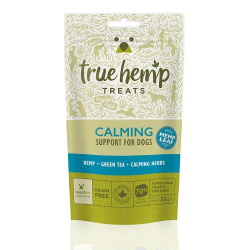 True Hemp Calmiing Treats 50g