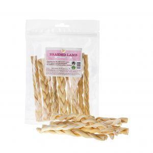 JR Braided Lamb 100g pack