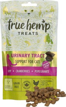 True Hemp Urinary Tract Cat Treats 50g