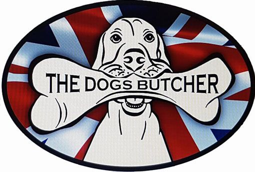 The Dogs Butcher Boar Chunks - 1kg