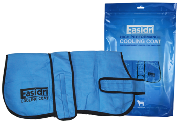 EasiDri High Performance Cooling Coat - Size Medium
