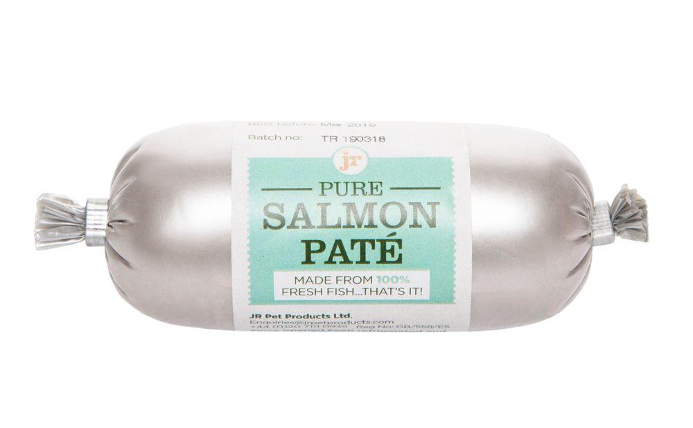 JR Pets Pure Salmon Pate - 400g