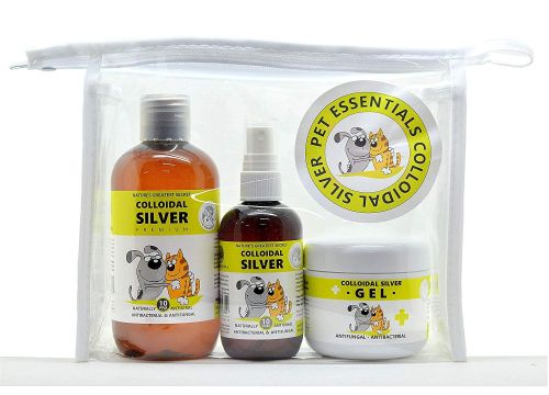 Optimised Energetics Colloidal Silver Essentials Pack