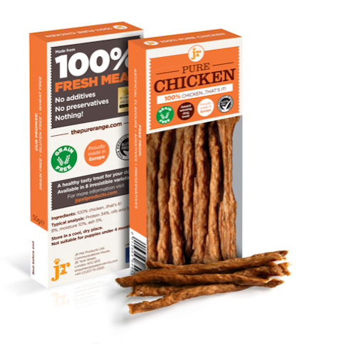 JR Pets Pure Chicken Sticks 50gm