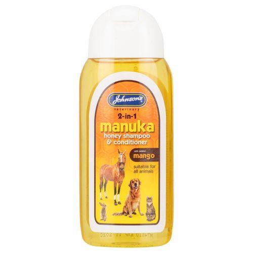 Johnsons Manuka Honey 2 in 1 Shampoo and Conditioner 200ml
