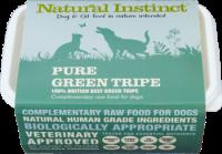 Natural Instinct Pure  Green Tripe - 1 x 1kg pack