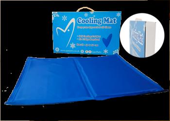 GorPets Self Cooling Gel Mat - Medium 44x60cm
