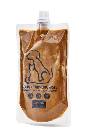 Golden Paste for Pets - 200g pouch  (To order)