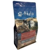Akela 80:20 Puppy/Scottish Salmon - 1.5kg Small Paws