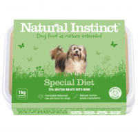 Natural Instinct Dog Special Diet (Beef & Chicken) 2 x 500g packs